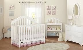 Graco Convertible Crib Bed Rail by Graco Addison 4 In 1 Convertible Crib Baby Safety Zone Powered
