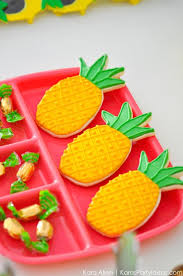 cookie party supplies party like a pineapple and 20 birthday party supplies