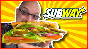 thanksgiving sub sandwich subway 6 inch turkey breast sub on 9 grain wheat bun a 380