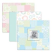 photo albums for babies baby photo albums memory books scrapbook albums bed bath beyond
