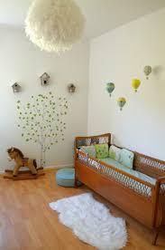 chambre bebe deco nature scandinave la architecture ans chambre gris murale fille les