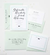 mint wedding invitations mint to be vintage wedding invitations mospens studio
