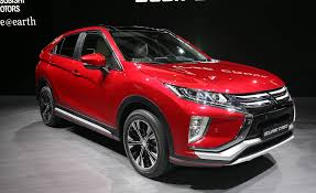 2018 Mitsubishi Eclipse Cross Pictures Photo Gallery Car And