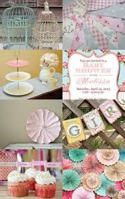 Shabby Chic Baby Shower Cakes by Turquoise And Pink Shabby Chic Baby Shower Where The Party At