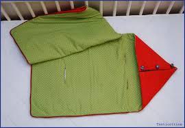 nid d ange siege auto modèle tricot nid d ange pour siege auto costura layette