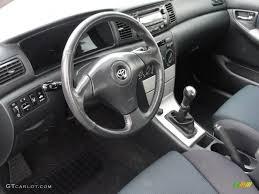 toyota corolla 2005 xrs black interior 2005 toyota corolla xrs photo 51038185 gtcarlot com