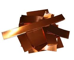 pure copper sheet 12 x 12 x 24 gauge for craft discounted copper sheets various sizes and thicknesses