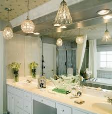 bathroom ambient ceiling light modern bathroom lighting design