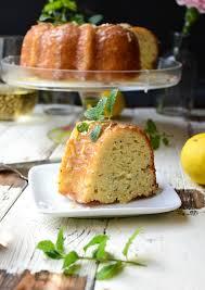 lemon u0026 chia seed bundt cake the realistic nutritionist
