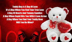 s day teddy happy teddy day 2015 best teddy day sms whatsapp