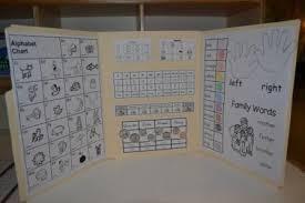 a kindergarten writing center in action scholastic