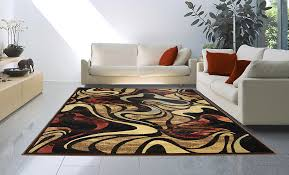 Modern Rugs On Sale Modern Casual 8x11 Area Rug Large Contemporary Carpet Actual 7