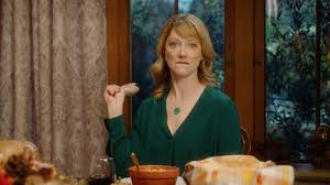 funny thanksgiving videos thanksgiving food fight with judy greer from go90