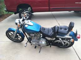 1994 harley davidson fxr super glide aqua blue pearl hickory