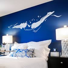 removable wall art etsy freestyle swimmer wall decal sticker gift for swimming