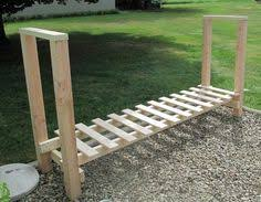 Free Firewood Storage Rack Plans by Free Firewood Rack Plan 4 Fire Pits Pinterest Firewood Rack