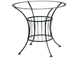 wrought iron pedestal table base wrought iron base dining table wrought iron base a urban table glass