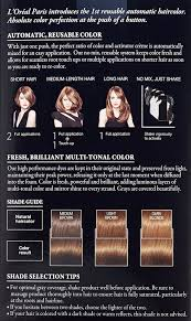 How To Dye Hair Two Colors Amazon Com L U0027oreal Paris Superior Preference Mousse Absolue 500
