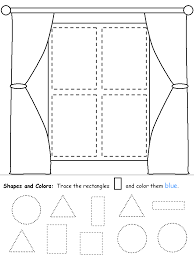 rectangle coloring pages getcoloringpages com