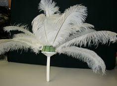 Feather Vase Centerpieces by Wholesale Mix Sorted Color Ostrich Feather Centerpieces 6 Sets
