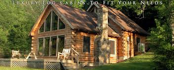 wv luxury log cabins