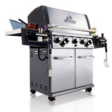 Regal Kitchen Pro Collection by Broil King Regal 590 Pro Bbq A Bell Gas Bbq