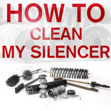 how to clean motocross goggles how to clean my silencer