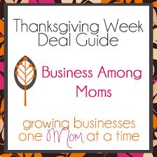 your thanksgiving week sales business among