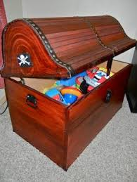 i want a toy chest for mini van u0027s room that looks like a pirate