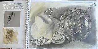 Art And Design Gcse The Igcse Art Sketchbook That You U0027ve Been Waiting For