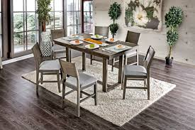 7 Piece Counter Height Dining Room Sets Brayden Studio Andy 7 Piece Counter Height Dining Set U0026 Reviews