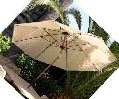 Tilting Patio Umbrella by Decoration Beige Patio Umbrella Inside Tilt Mechanism And Patio