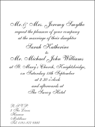 wedding invite verbiage formal wedding invite wording vertabox