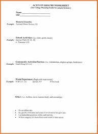 Sample Of Resume Application Resume Application Format Sop Proposal
