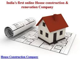 building a house online india s first online house building solution renovation company