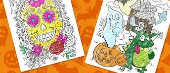 crayola halloween coloring pages home crayola com