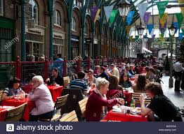 Covent Garden Family Restaurants Apple Market At The Heart Of Covent Garden In The West End Of