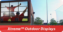 audio visual solutions for xtreme outdoor displays and kiosks