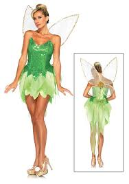 Halloween Costume For Women Tinkerbell Dress Adults Oasis Amor Fashion