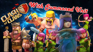 clash of clans archer pics clash of clans barbarian king u0026 archer queen with new special