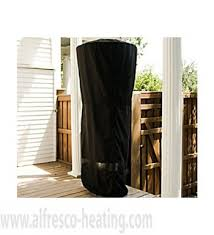 Patio Heater Cover by Black Heavy Duty Patio Heater Cover Alfresco Heating Com