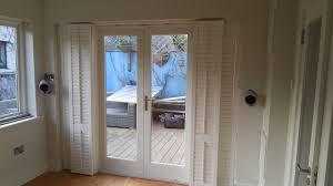 Patio Door Ideas Wooden Blinds For Patio Doors Free Home Decor