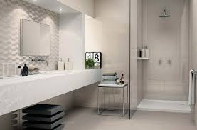 classic elegant bathroom design decor with sign tile collection