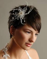 Hochsteckfrisurenen Hochzeit Mit Perlen by Brautfrisuren Für Kurze Haare Haarschnitt Ideen Und Accessoires