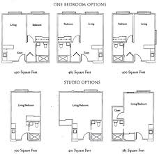 one bedroom cottage floor plans westwind house accommodations