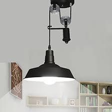 cl on light bulb shade jinguo lighting bright adjustable pulley light fixture pendant