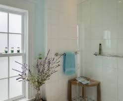 Bathroom Accent Table Accent Tiles Custom Walk In Shower Traditional Denver With Metal