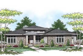 prairie style house plans plan w89684ah prairie style ranch home plan e architectural design