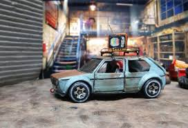 volkswagen gti custom how to custom make a volkswagen golf mk1 from a caddy