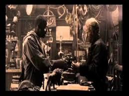 Book Of Eli Blind Denzel Washington The Book Of Eli Shopkeeper U0027s Scene Youtube